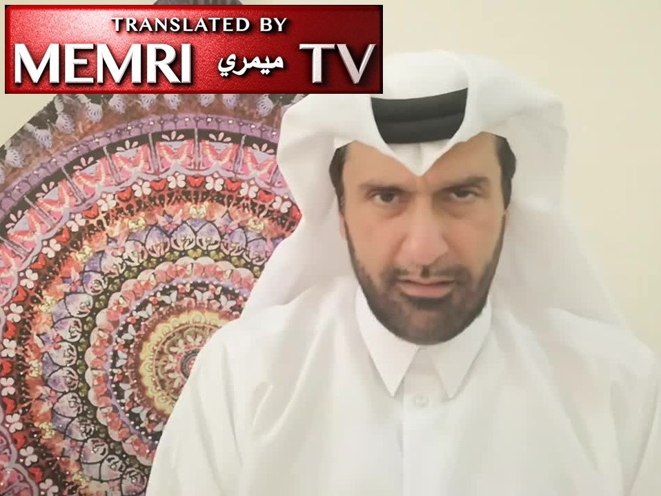 Qatari Sociologist Abd Al-Aziz Al-Khazraj Al-Ansari Praises Iran, North Korea for Treating Trump Like a Dog, Criticizes Arab Leaders for Being Cowards and Allowing the West to Mock Islam